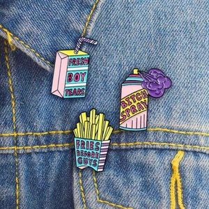 Jewelry - Enamel Pins Set of 3